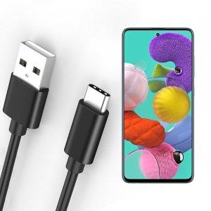 Провод кабель для Samsung Galaxy A51 зарядки подключения к компьютеру