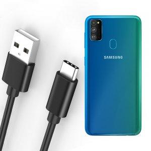 Провод кабель для Samsung Galaxy M30s зарядки подключения к компьютеру