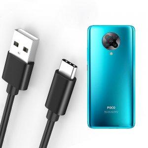 Провод кабель для Xiaomi Poco F2 Pro зарядки подключения к компьютеру