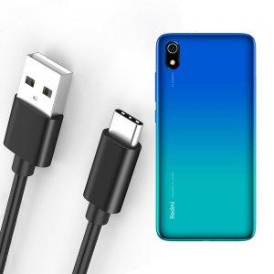 Провод кабель для Xiaomi Redmi 7A зарядки подключения к компьютеру