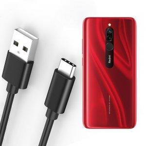 Провод кабель для Xiaomi Redmi 8 зарядки подключения к компьютеру
