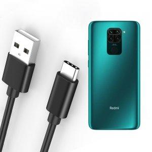 Провод кабель для Xiaomi Redmi Note 9 зарядки подключения к компьютеру