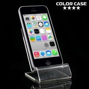 Прозрачная акриловая подставка для телефона ColorCase