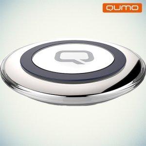 Qumo PowerAid Qi table charger беспроводная зарядка для смартфонов