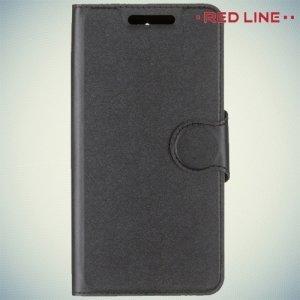 Red Line чехол книжка для HTC Desire 626 / 628 - Черный