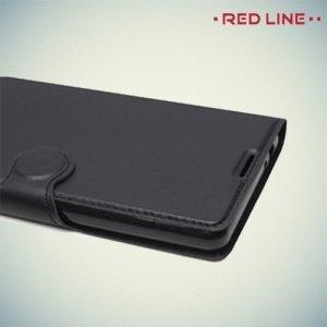 Red Line чехол книжка для LG X Power K220DS - Черный