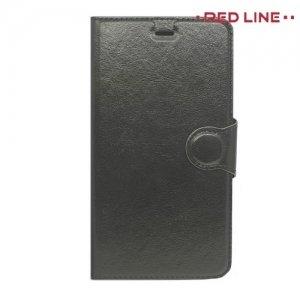 Red Line чехол книжка для Nokia 2 - Черный