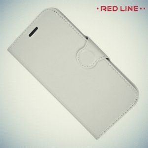 Red Line чехол книжка для Samsung Galaxy A5 2017 SM-A520F - Белый