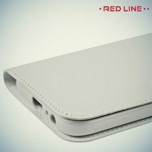 Red Line чехол книжка для Samsung Galaxy A7 2017 SM-A720F - Белый