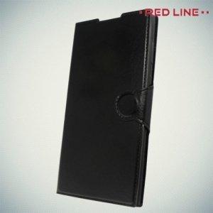 Red Line чехол книжка для Sony Xperia L1 - Черный