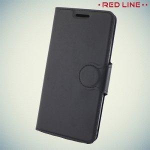 Red Line чехол книжка для Xiaomi Redmi 4 Pro / Prime - Черный