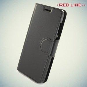 Red Line чехол книжка для Xiaomi Redmi 4A - Черный