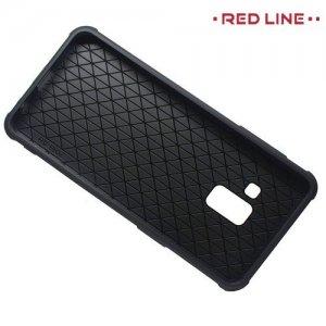 Red Line Extreme противоударный чехол для Samsung Galaxy A8 Plus 2018 - Черный