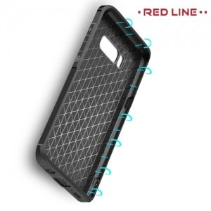 Red Line Extreme противоударный чехол для Samsung Galaxy S8 Plus - Черный
