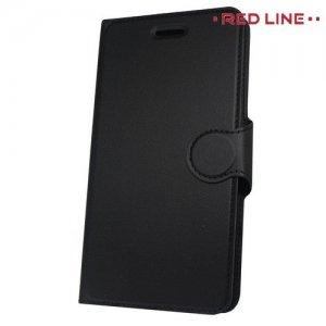 Red Line Flip Book чехол для Huawei Honor Y6 Prime 2018 / 7A Pro / 7C - Черный
