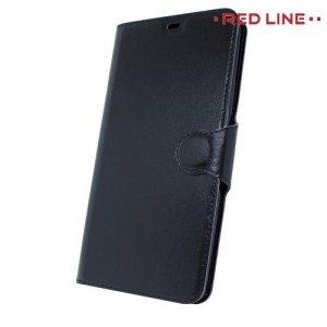 Red Line Flip Book чехол для Huawei Mate 20 Pro - Черный