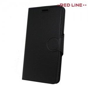 Red Line Flip Book чехол для Meizu M6 - Черный