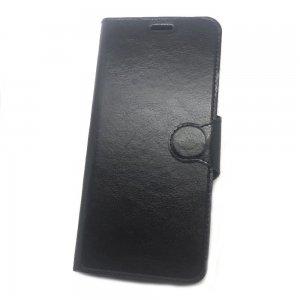 Red Line Flip Book чехол для Samsung Galaxy A01 - Черный