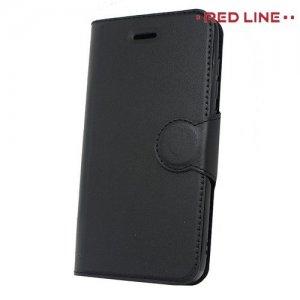 Red Line Flip Book чехол для Xiaomi Redmi 5a - Черный