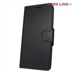 Red Line Flip Book чехол для ZTE Blade V9 - Черный