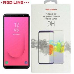 Red Line Гибридная защитная пленка для Samsung Galaxy J8 2018