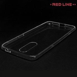 Red Line прозрачный силиконовый чехол для Alcatel 3 5052D