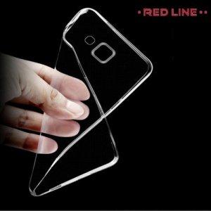 Red Line прозрачный силиконовый чехол для Samsung Galaxy J5 Prime