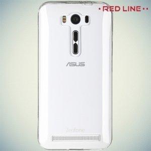 Red Line силиконовый чехол для ASUS Zenfone 2 Lazer (Laser) ZE500KL ZE500KG - Прозрачный