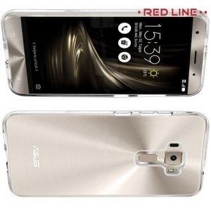 Red Line силиконовый чехол для Asus Zenfone 3 ZE520KL - Прозрачный