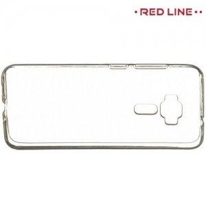 Red Line силиконовый чехол для Asus Zenfone 3 ZE552KL - Прозрачный