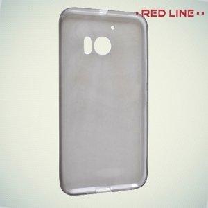 Red Line силиконовый чехол для HTC 10 - Серый