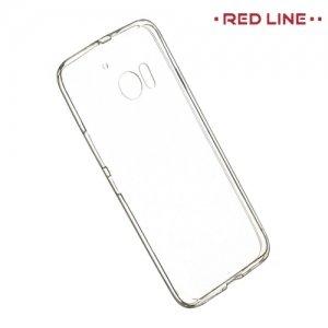 Red Line силиконовый чехол для HTC 10 / 10 Lifestyle - Прозрачный