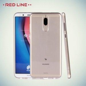Red Line силиконовый чехол для Huawei Nova 2i - Прозрачный