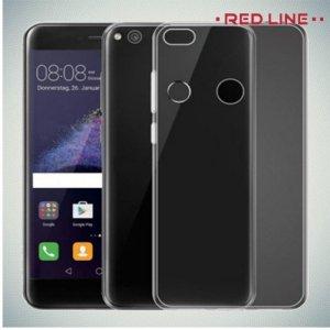 Red Line силиконовый чехол для Huawei P Smart - Прозрачный