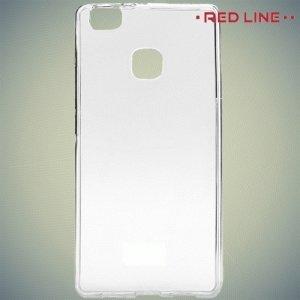 Red Line силиконовый чехол для Huawei P9 lite - Прозрачный