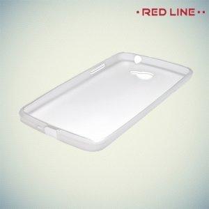 Red Line силиконовый чехол для LG K5 X220ds - Прозрачный