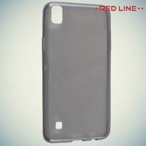 Red Line силиконовый чехол для LG X Style K200DS - Серый