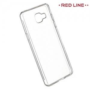 Red Line силиконовый чехол для Samsung Galaxy A5 2016 SM-A510F - Прозрачный