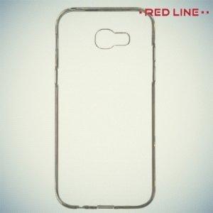 Red Line силиконовый чехол для Samsung Galaxy A5 2017 SM-A520F - Прозрачный