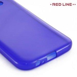 Red Line силиконовый чехол для Samsung Galaxy A5 2017 SM-A520F - Синий