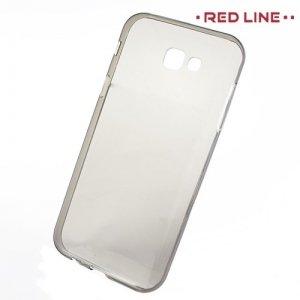 Red Line силиконовый чехол для Samsung Galaxy A7 (2017)  - Серый
