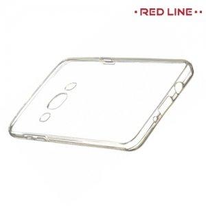 Red Line силиконовый чехол для Samsung Galaxy J5 2016 SM-J510 - Прозрачный