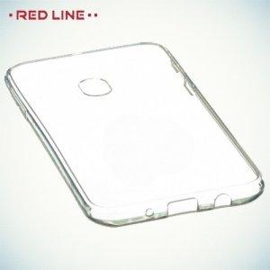 Red Line силиконовый чехол для Samsung Galaxy J5 2017 SM-J530F - Прозрачный