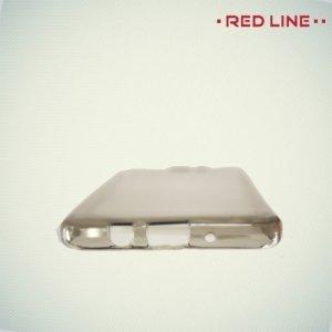 Red Line силиконовый чехол для Samsung Galaxy J5 Prime  - Серый