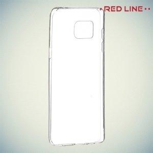 Red Line силиконовый чехол для Samsung Galaxy Note 7 - Прозрачный