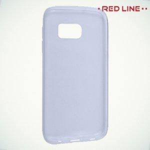 Red Line силиконовый чехол для Samsung Galaxy S7 - Прозрачный