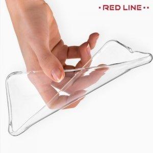Red Line силиконовый чехол для Samsung Galaxy S8 Plus - Прозрачный
