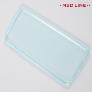 Red Line силиконовый чехол для Sony Xperia E5 F3311 - Бирюзовый