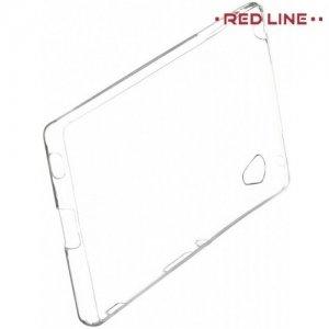 Red Line силиконовый чехол для Sony Xperia Z3+ - Прозрачный