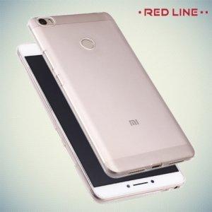 Red Line силиконовый чехол для Xiaomi Mi Max - Прозрачный